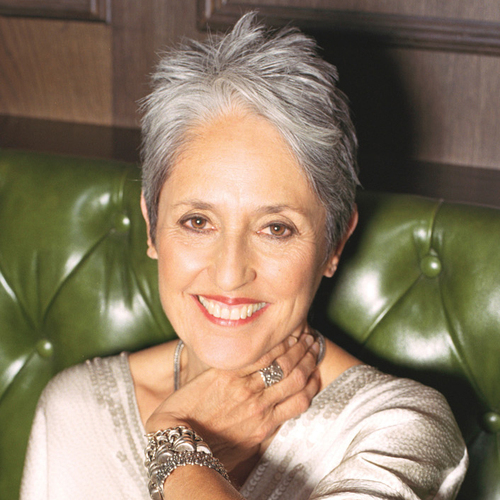 Joan Baez at Fox Theater Oakland