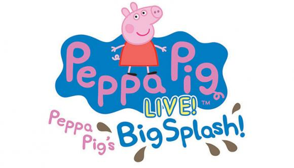 Peppa Pig's Big Splash at Fox Theater Oakland