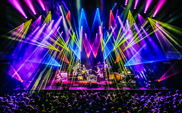 Umphrey's McGee at Fox Theater Oakland
