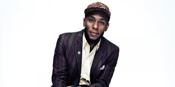 Yasiin Bey at Fox Theater Oakland