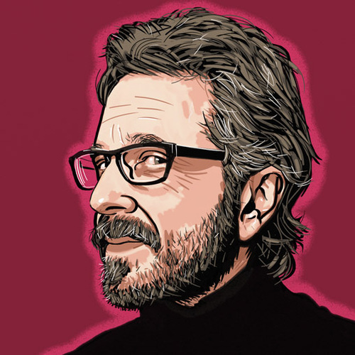 Marc Maron at Fox Theater Oakland