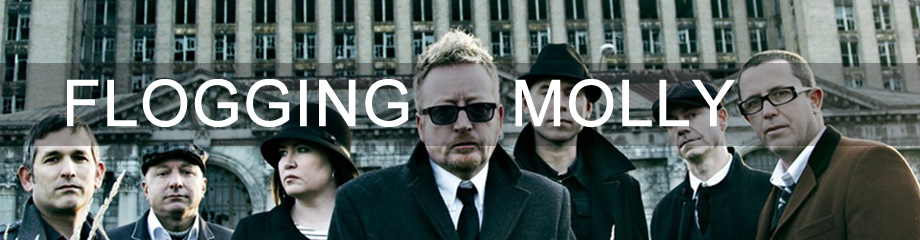 Flogging Molly & White Buffalo at Fox Theater Oakland