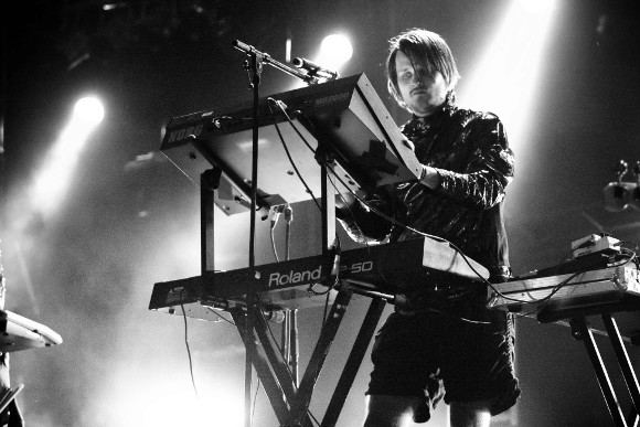 Royksopp at Fox Theater Oakland