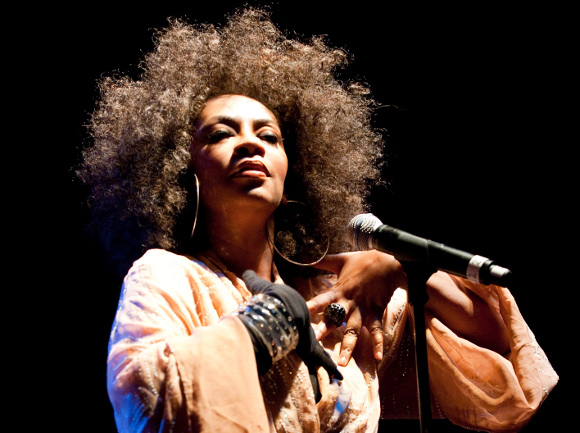 Jill Scott at Fox Theater Oakland