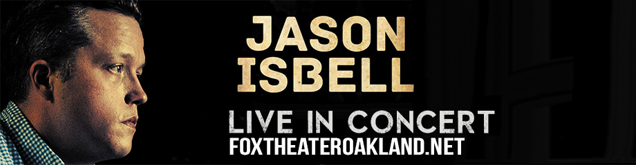 Jason Isbell & Frank Turner at Fox Theater Oakland
