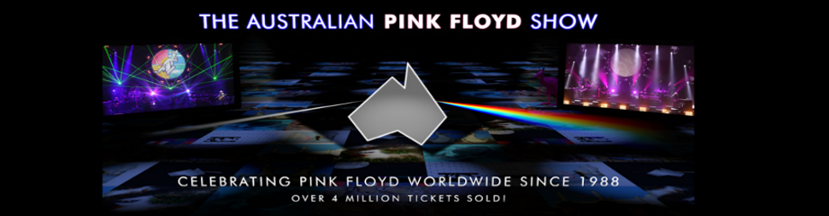 Australian Pink Floyd Show at Fox Theater Oakland