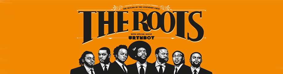 The Roots at Fox Theater Oakland