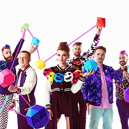 Misterwives at Fox Theater Oakland