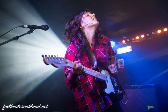 Courtney Barnett & Kurt Vile at Fox Theater Oakland