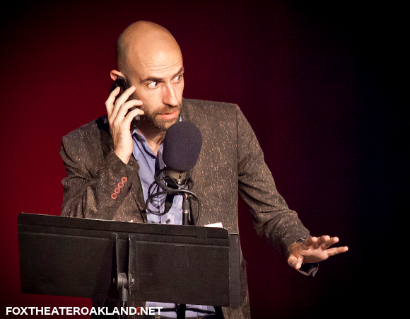 Welcome To Night Vale at Fox Theater Oakland