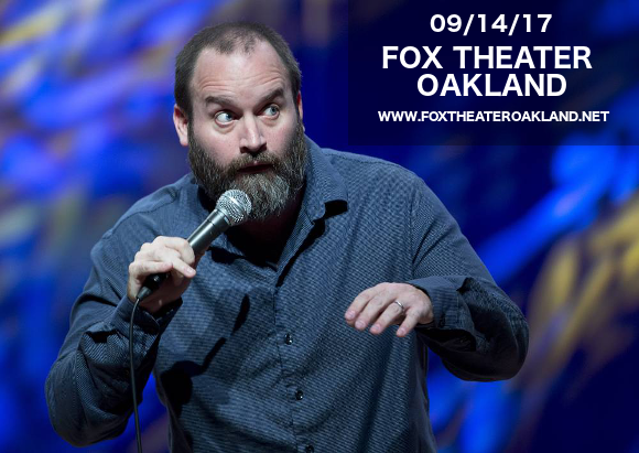 Tom Segura at Fox Theater Oakland