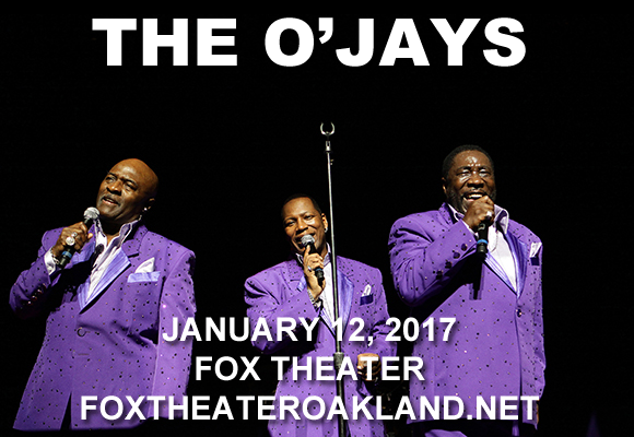 The O'Jays at Fox Theater Oakland