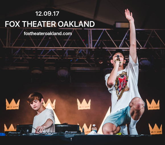 Louis The Child at Fox Theater Oakland