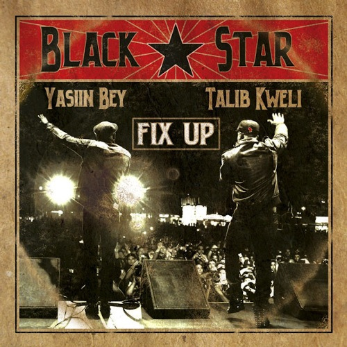 Black Star, Yasiin Bey & Talib Kweli at Fox Theater Oakland