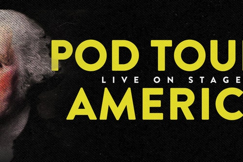 Pod Tours America at Fox Theater Oakland