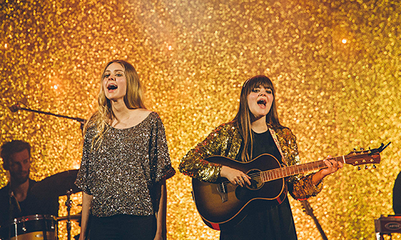 First Aid Kit at Fox Theater Oakland