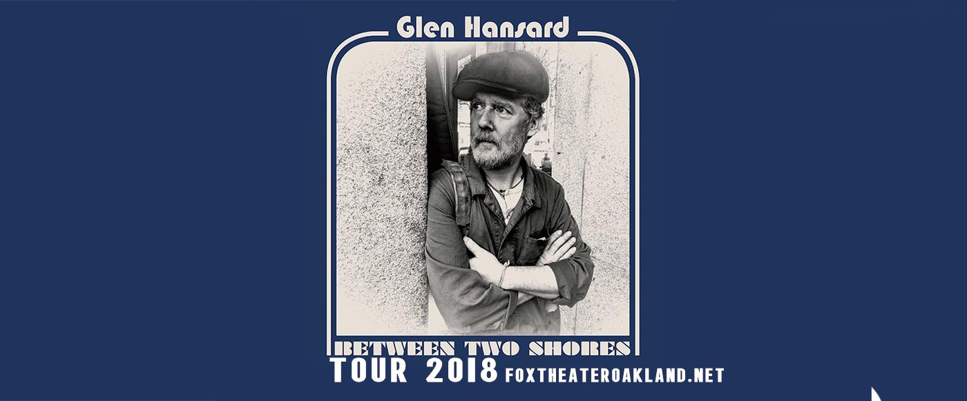 Glen Hansard at Fox Theater Oakland