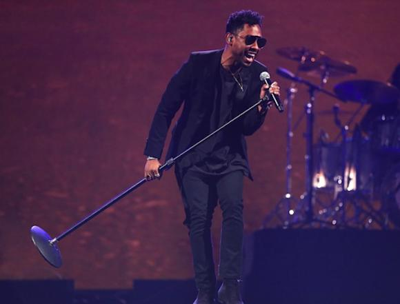Miguel at Fox Theater Oakland