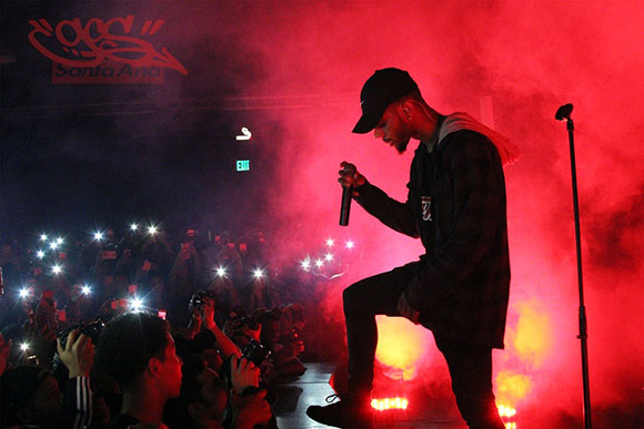 Bryson Tiller at Fox Theater Oakland