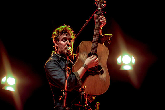 Glen Hansard at Fox Theater Oakland