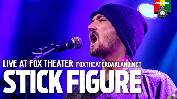 Stick Figure & Iya Terra at Fox Theater Oakland