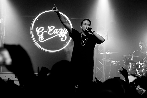 G-Eazy at Fox Theater Oakland