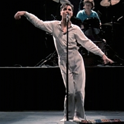 David Byrne at Fox Theater Oakland