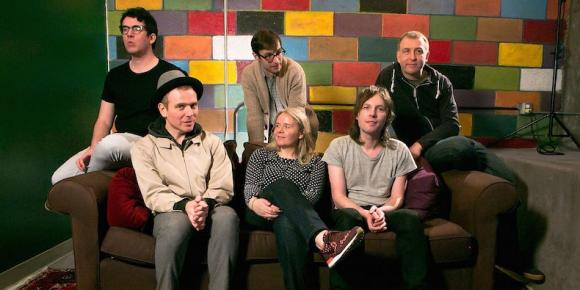 Belle and Sebastian at Fox Theater Oakland