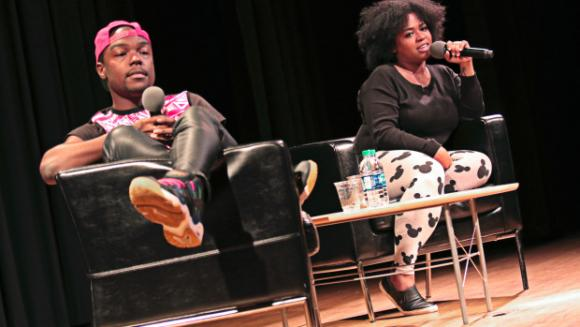 The Read Live! Podcast at Fox Theater Oakland