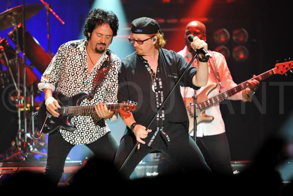 Toto at Fox Theater Oakland