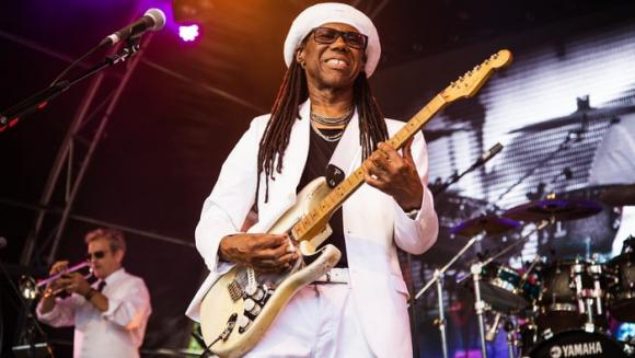 Nile Rodgers & CHIC at Fox Theater Oakland