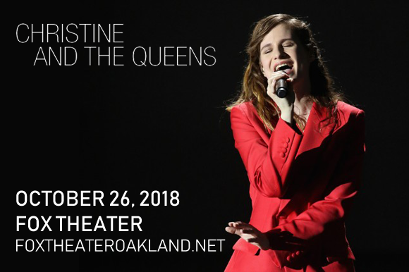 Christine and the Queens at Fox Theater Oakland