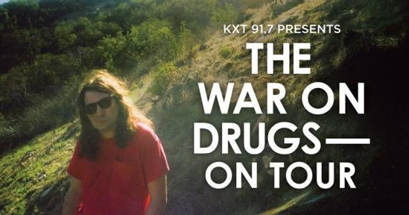 The War on Drugs & Land of Talk at Fox Theater Oakland