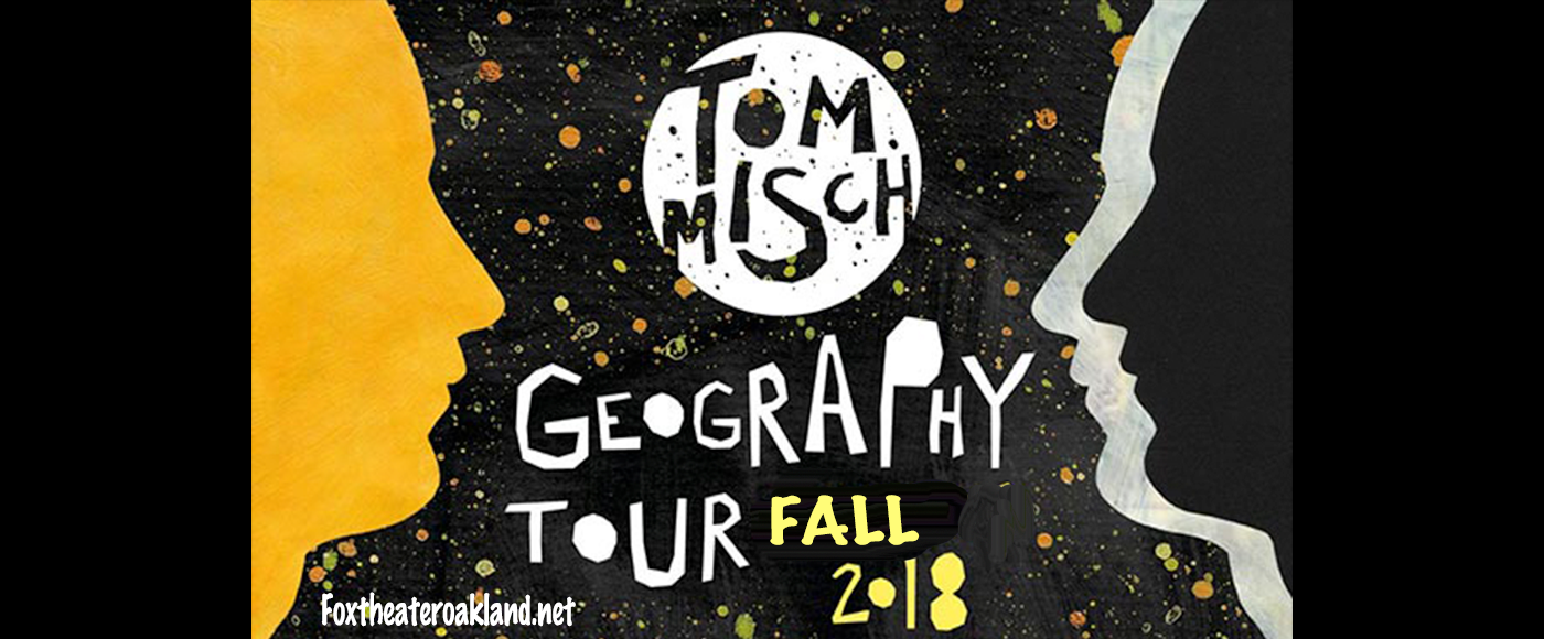 Tom Misch at Fox Theater Oakland