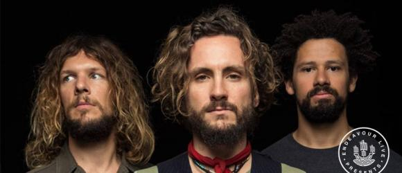 John Butler Trio at Fox Theater Oakland