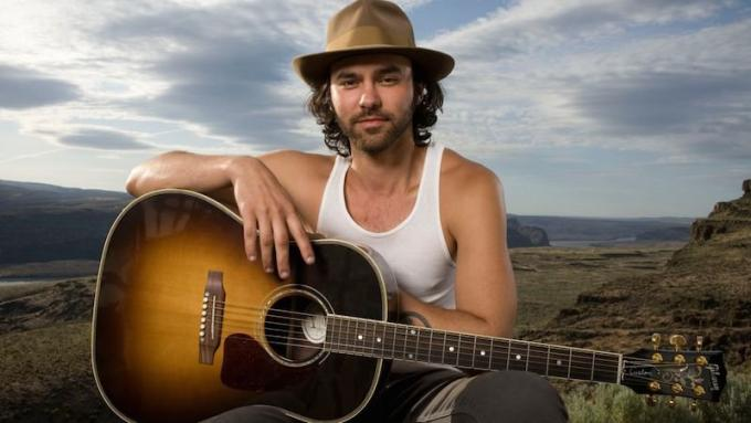 Shakey Graves at Fox Theater Oakland