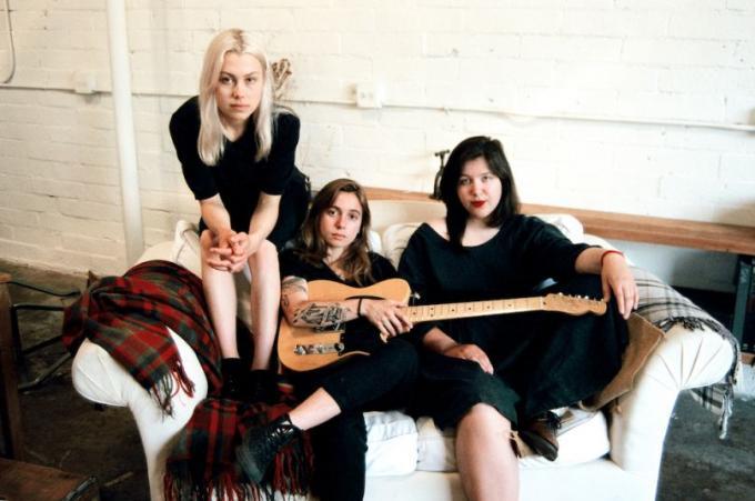 Julien Baker, Phoebe Bridgers & Lucy Dacus at Fox Theater Oakland