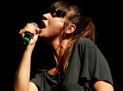 Cat Power at Fox Theater Oakland