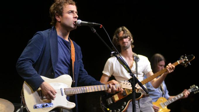 Dawes at Fox Theater Oakland