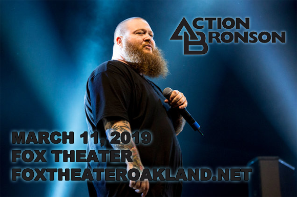 Action Bronson & Meyhem Lauren at Fox Theater Oakland