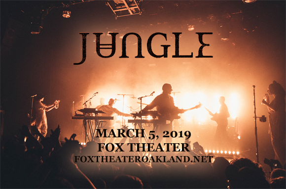 Jungle at Fox Theater Oakland