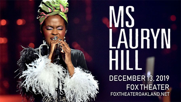 Lauryn Hill at Fox Theater Oakland