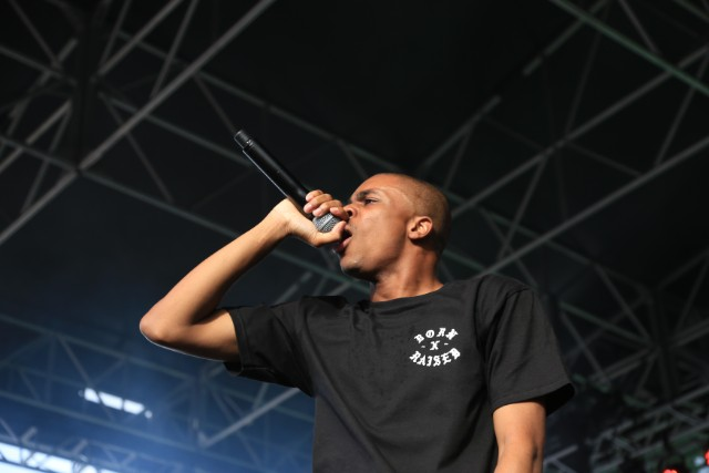 Vince Staples at Fox Theater Oakland