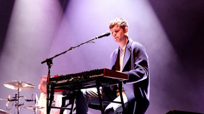 James Blake at Fox Theater Oakland