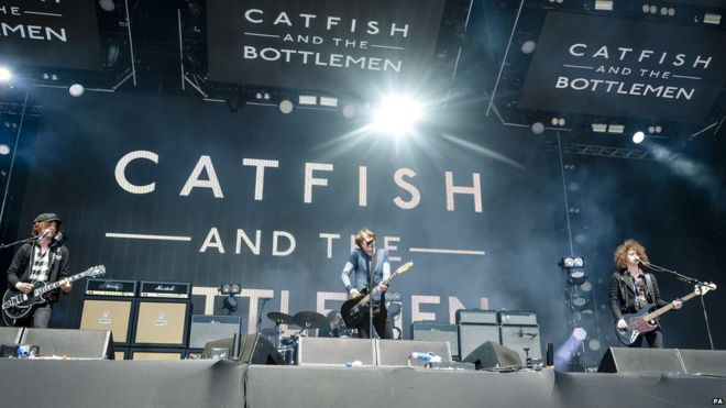 Catfish and the Bottlemen  at Fox Theater Oakland