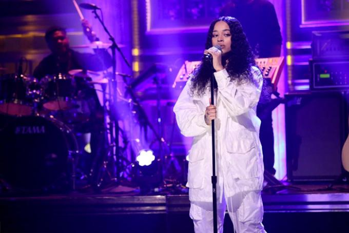Ella Mai at Fox Theater Oakland