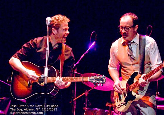 Josh Ritter & The Royal City Band at Fox Theater Oakland