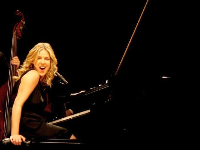 Diana Krall at Fox Theater Oakland