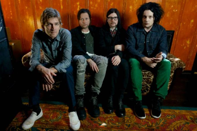 The Raconteurs at Fox Theater Oakland