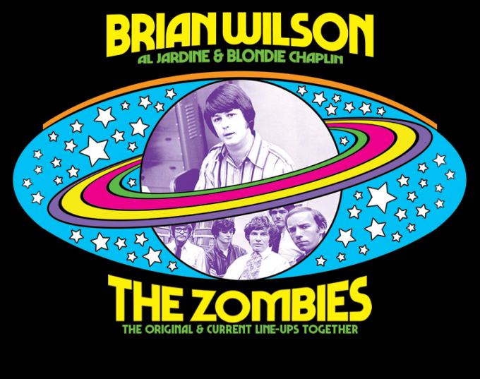 Brian Wilson & The Zombies at Fox Theater Oakland